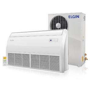 Ar Condicionado Split Piso Teto Elgin Eco 30000 BTUs Quente e Frio 220v Monofásico