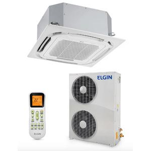 Ar Condicionado Split Cassete Elgin Plus 48000 BTUs Frio 220v Trifásico