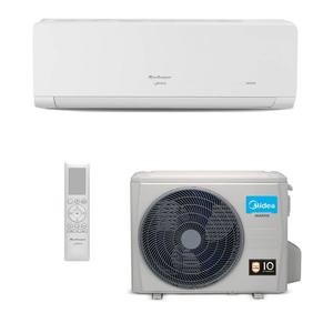 Ar Condicionado Split Hi Wall Springer Midea Inverter Xtreme Save 12000 BTUs Frio 220v