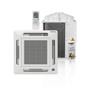 Ar Condicionado Split Cassete Hitachi Primairy 48000 BTUs Frio Trifásico 220v