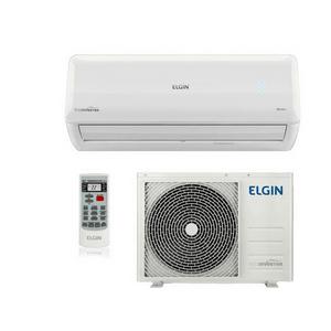 Ar Condicionado Split Hi-wall Elgin Eco Inverter 18000 Btus Frio 220v