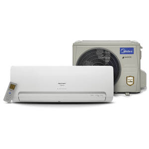 Ar Condicionado Split Hi-Wall Inverter Springer Midea 18000 Btus Frio 220V