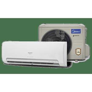 Ar Condicionado Split Hi-Wall Inverter Springer Midea 24000 Btus Frio 220V