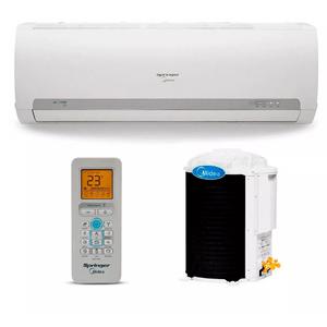 Ar condicionado split hi-wall springer midea 12000 btus frio 220v