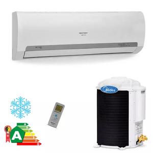 Ar condicionado split hi-wall springer midea 22000 btus frio 220v