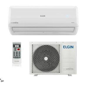 Ar-condicionado Split Elgin Hi-wall Eco Inverter 9000 BTUs Frio 200v