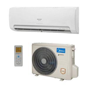 Ar-condicionado Split Springer Midea Hi-wall Inverter  9000 BTUs Quente E Frio 220v