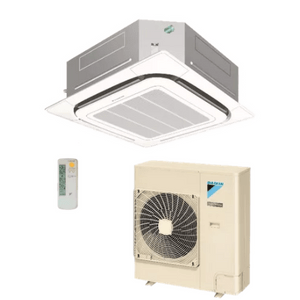 Ar Condicionado Cassete Inverter Daikin 30000 BTUs Quente e Frio 220V