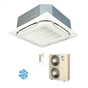 Ar Condicionado Cassete Inverter Daikin 36000 Btus Quente e Frio 220V