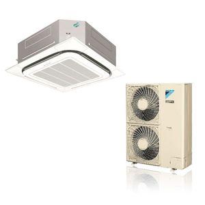 Ar Condicionado Cassete Inverter Daikin 48000 BTUs Quente e Frio 220V